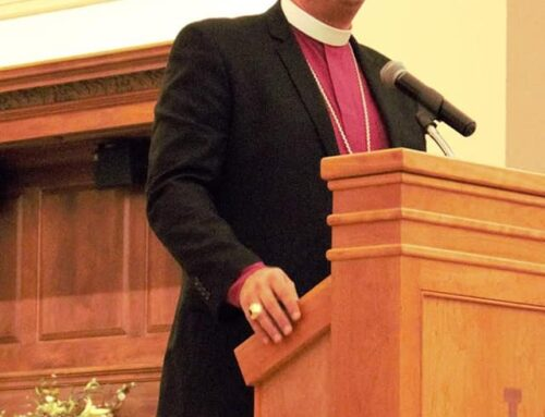 Under the patronage of Archbishop Hosam Naoum a fundraising event was held in Boston, Massachusetts